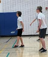 badminton boys doubles