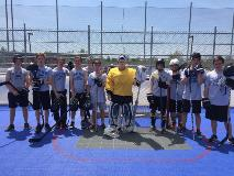 sr ball hockey